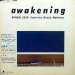 佐藤博 (Hiroshi Sato) / AWAKENING [USED LP]