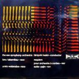 The NHK Symphony Orchestra / 武満徹 「レクイエム」、渡辺浦人「野人」など