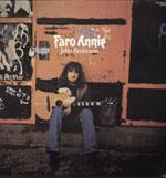 JOHN RENBOURN/FARO ANNIE[LP]