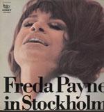 FREDA PAYNE/IN STOCKHOLM[LP]