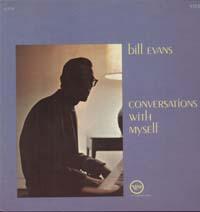 BILL EVANS / CONVERSATINS WITH MYSELF[LP]