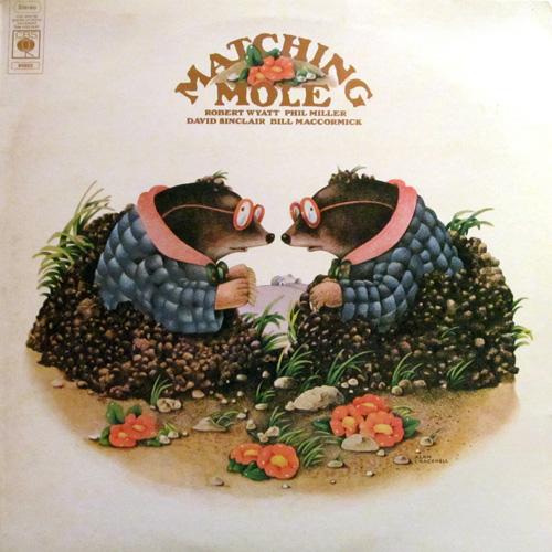 MATCHING MOLE / S.T.