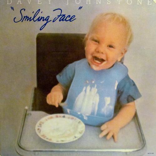 DAVEY JOHNSTONE / SMILLING FACE