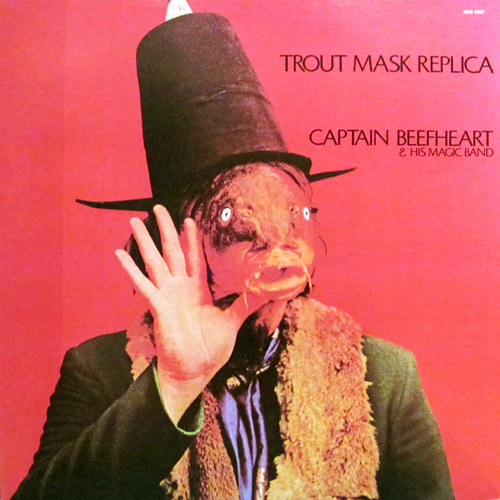 CAPTAIN BEEFHERAT & HIS MAGIC BAND / TROUT MASK REPLICA