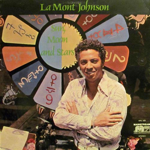 LA MONT JOHNSON / SUN, MOON AND STARS