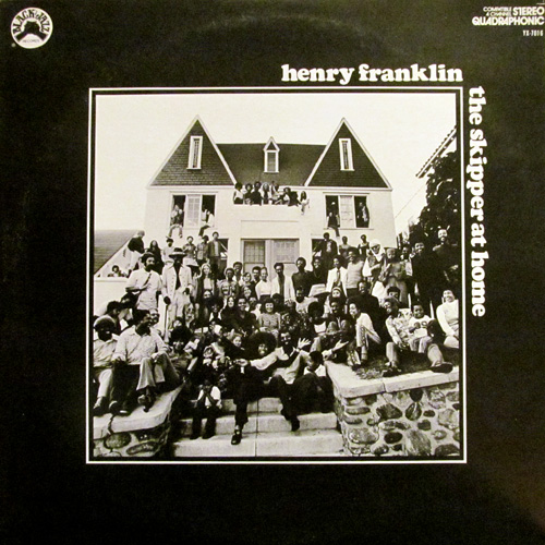 HENRY FRANKLIN / THE SKIPPER AT HOME