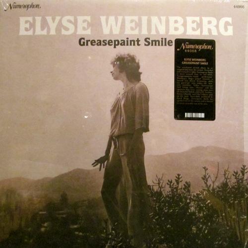 ELYSE WEINBERG / GREASEPAINT SMILE