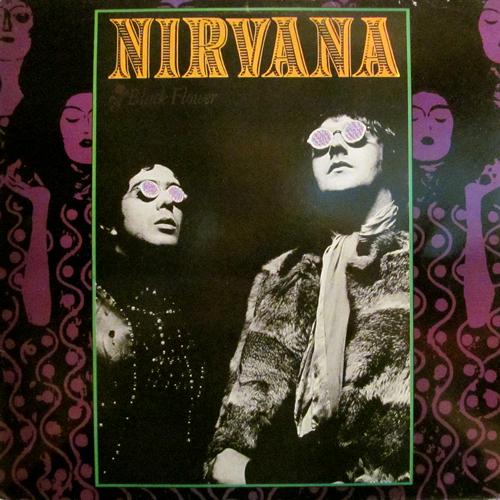 NIRVANA / BLACK FLOWER