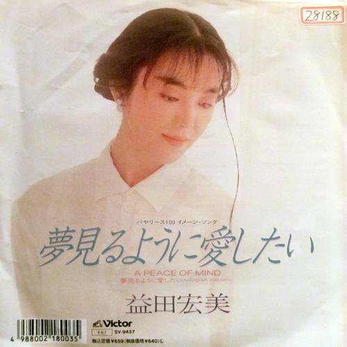 益田宏美 / 夢見るように愛したい