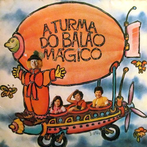 A TURMA DO BALAO MAGICO / S.T.
