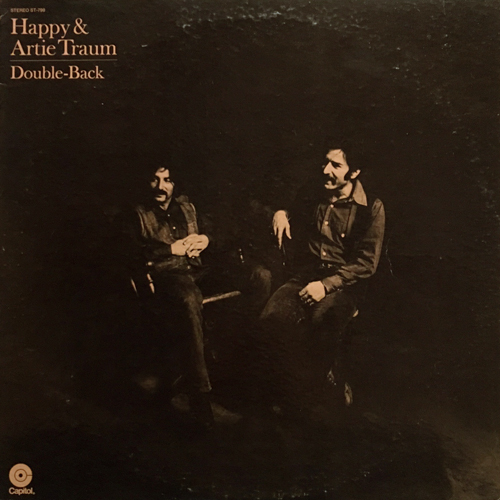HAPPY & ARTIE TRAUM / DOUBLE-BACK