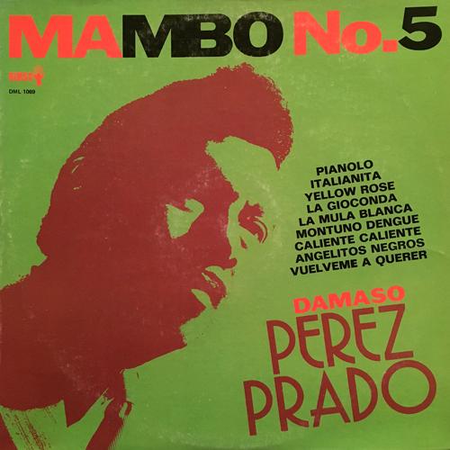 PEREZ PRADO / MAMBO NO.5