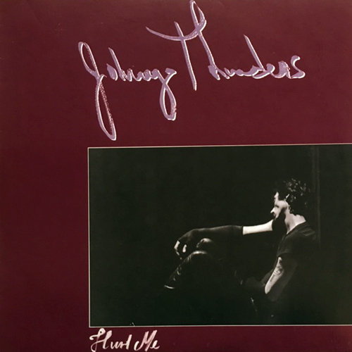 JOHNNY THUNDERS / HURT ME