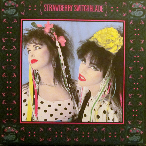 STRAWBERRY SWITCHBLADE / STRAWBERRY SWITCHBLADE