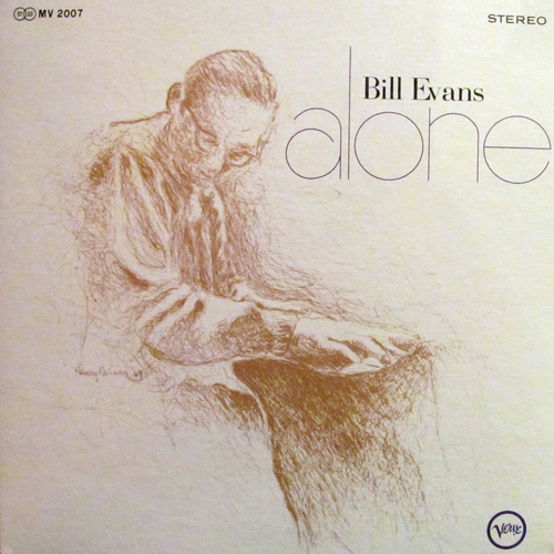 BILL EVANS / ALONE