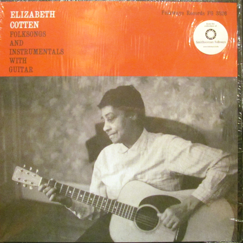 ELIZABETH COTTEN / FOLKSONGS AND INSTRUMENTALS
