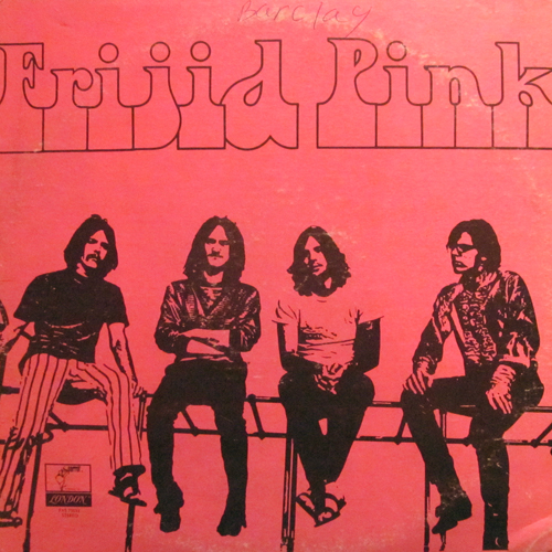 FRIJID PINK / S.T.