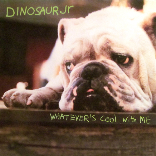 DINOSAUR JR. / WHATEVER'S COOL WITH ME