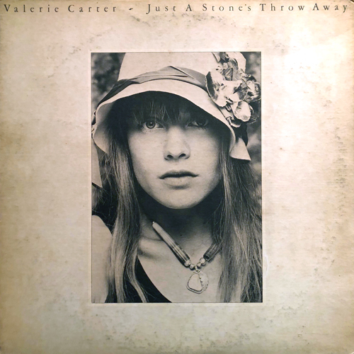VALERIE CARTER / 愛はすぐそばに/JUST A STONE'S THROW AWAY