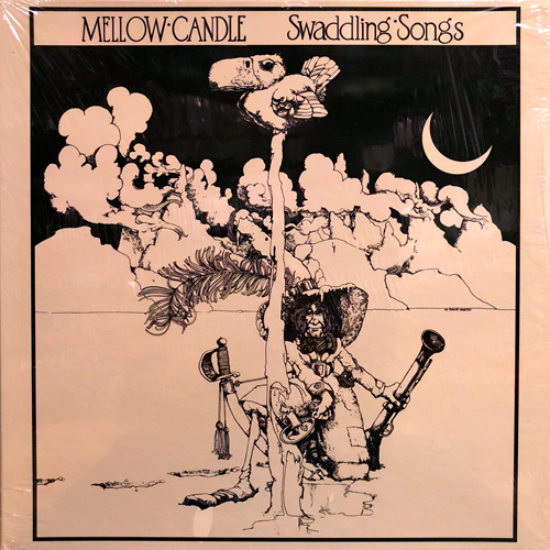 MELLOW CANDLE / SWADDING SONGS