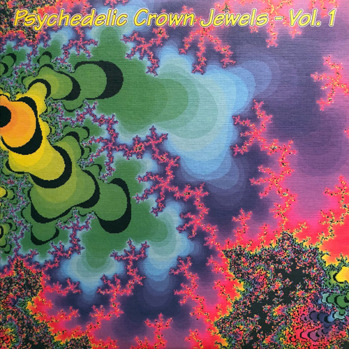 V.A. / PSYCHEDELIC CROWN JEWELS VOL.1