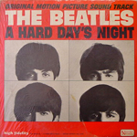 THE BEATLES/A HARD DAY'S NIGHT[USED LP/US]