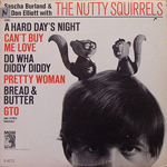 THE NUTTY SQUIRRELS/SING A HARD DAY'S NIGHT[USED LP/US]
