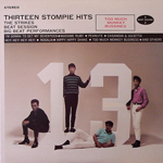 THE STRIKES / THIRTEEN STOMPIE HITS [USED LP/JPN]