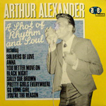 ARTHUR ALEXANDER/A SHOT OF RHYTHM AND SOUL[USED LP/UK]