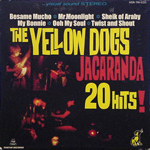 THE YELLOW DOGS/JACARANDA 20 HITS![USED CD/JPN]