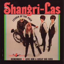 SHANGRI-LAS/LEADER OF THE PACK[NEW CD/JPN]