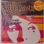 IT'S A SOFT ROCK WORLD[USED LP/JPN]