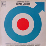 TAMLA MOTOWN Presents 20 MOD CLASSICS/VOL.1&2  [USED LP/UK]