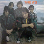 THE A'S/S.T [USED LP/US]