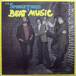 THE SPONGETONES/BEAT MUSIC[USED LP/US]