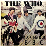 THE WHO/MAXIMUM BBC[USED LP/-]