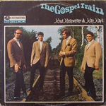 KNUT KIESEWETTER &HIS KAY KAYS/THE GOSPEL TRAIN[USED LP/EU]