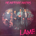 HEARTBREAKERS/L.A.M.F.[USED LP/-]