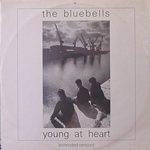 THE BLUEBELLS/YOUNG AT HEART[USED 12/UK]