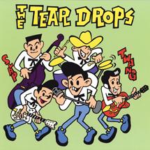 ザ・ティアドロップス/ラスト・ギャンブル・ゴー・ビリー 1987-2008[NEW 2CDs/JPN]