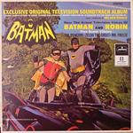 BATMAN  O.S.T.[USED LP/UK]
