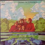 THE BEACH BOYS/FRIENDS[USED LP/US]