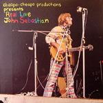 JOHN SEBASTIAN/REAL LIVE[USED LP/US]