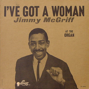 JIMMY McGRIFF/I'VE GOT A WOMAN[USED LP/US]