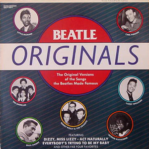 BEATLE ORIGINALS[USED LP/US]