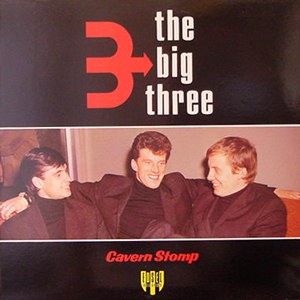 BIG THREE/CAVERN STOMP[USED LP/UK]