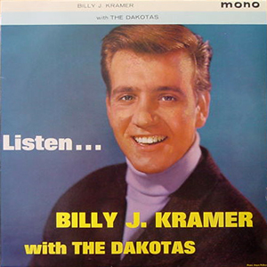 BILLY J KRAMER&THE DAKOTAS/LISTEN...[USED LP/UK]