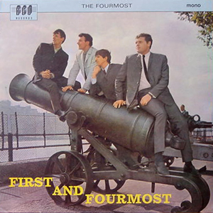 THE FOURMOST/FIRST AND FOURMOST[USED LP/UK]