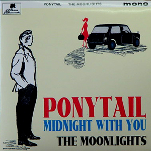 THE MOONLIGHTS/PONYTAIL/真夜中に僕ら[NEW CD-R/JPN]