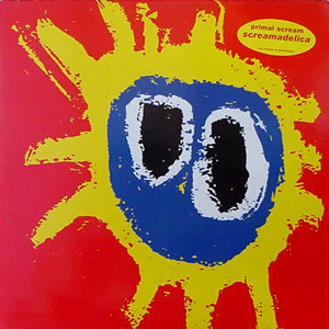 PRIMAL SCREAM / SCREAMADELICA  [USED 2LPs/UK]